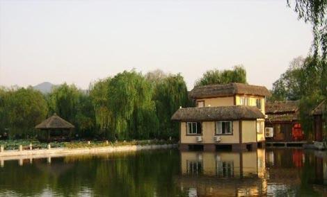 国科玉汤温泉外景图