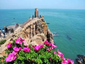 荣成成山头旅游风景区欣赏
