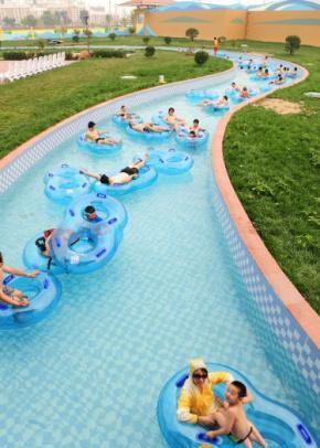 巴厘岛儿童泳池