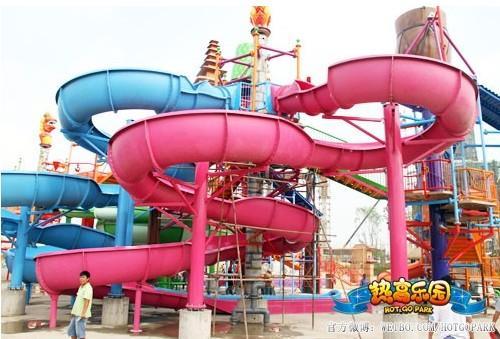 热高乐园由巴厘岛水世界,梦幻世界及城堡酒店三大主题文化板块组成,以