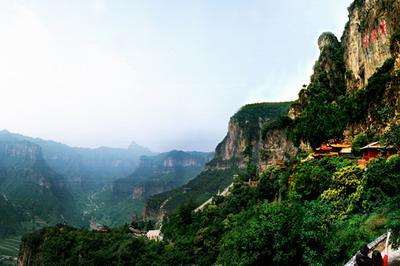 天桂山风景区实景赏析