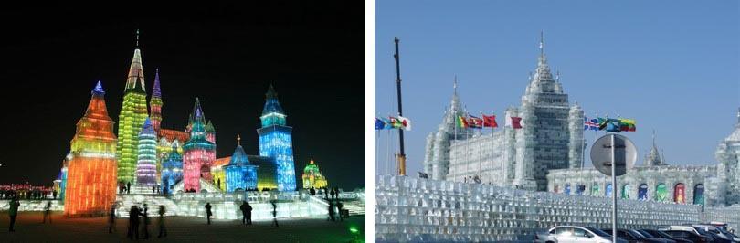 文章内容 >> 哈尔滨市建设世界冰雪旅游名城对策研究  哈尔滨的地标是