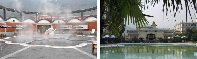 巴登巴登温泉图片欣赏