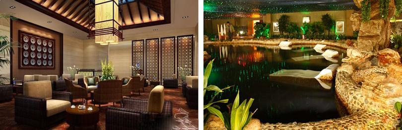 阿尔卡迪亚国际温泉图片