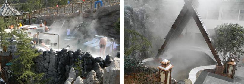 玉龙山氡泉温泉图片