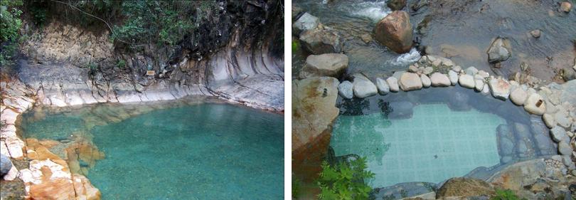 黄楮林温泉实景欣赏