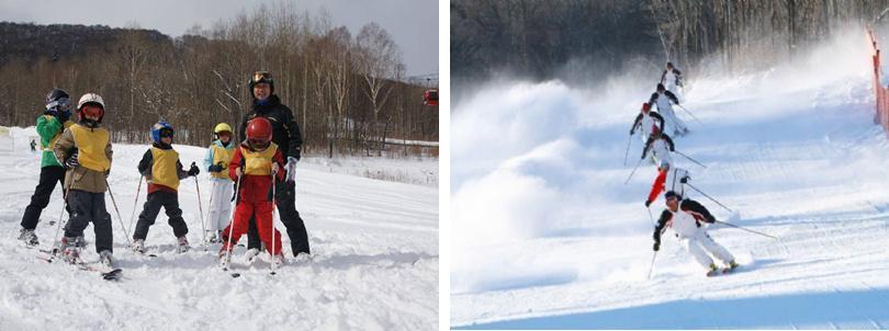 新濠阳光度假村滑雪场