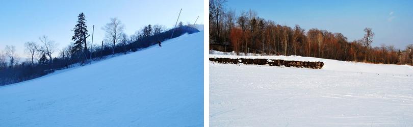 亚布力(雅旺斯)国际会展中心滑雪场