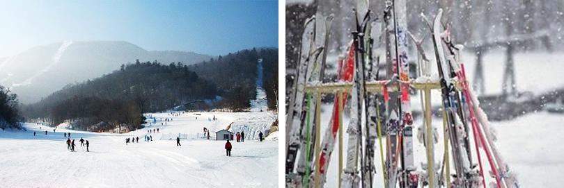 亚布力大青山滑雪场