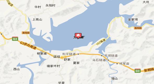 上海到太平湖:每日发车一次(上海沪太路长途汽车站)