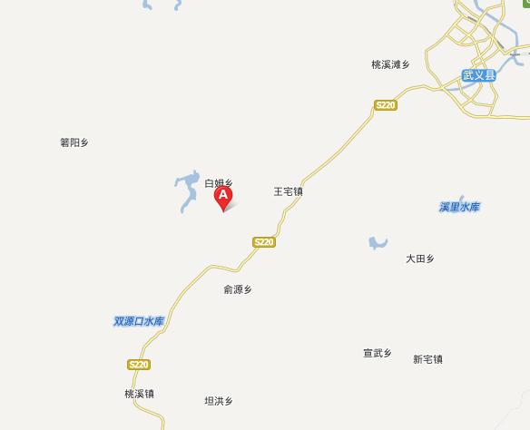 武义大红岩景区自驾路线图