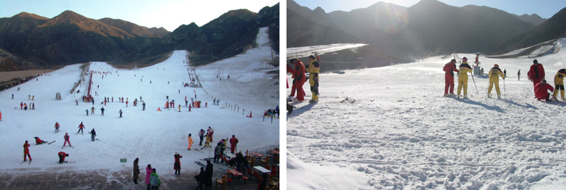 八达岭滑雪场门票