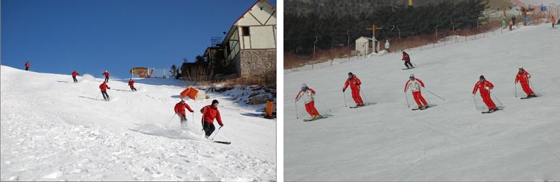 秦皇古道滑雪场周末票