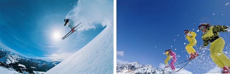 世纪园滑雪场