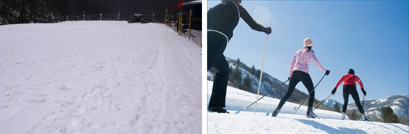 翠华山滑雪团购周末全天票