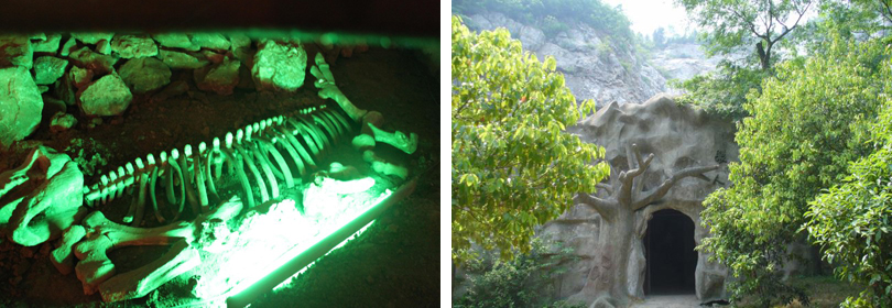 南京汤山古猿人洞