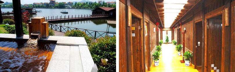 南京东湖温泉度假村实景图片