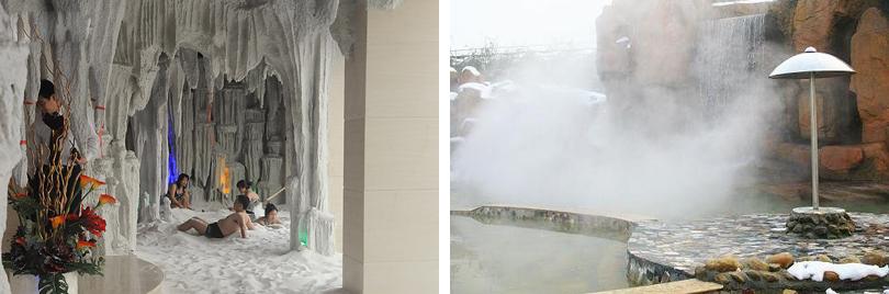 丰乐园热带雨林温泉酒店