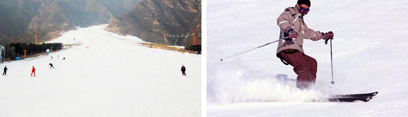 石京龙雪场