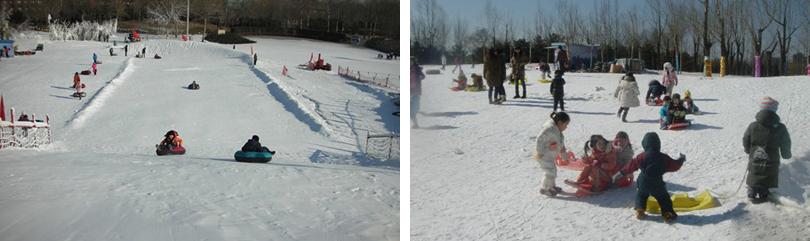 亚布洛尼滑雪图片