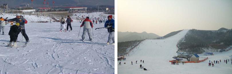 云居滑雪场门票