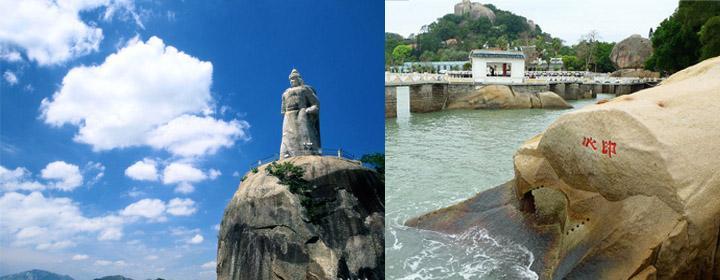 鼓浪屿周边海域为厦门港主要部分,紧临中华白海豚保护区,文昌鱼保护区