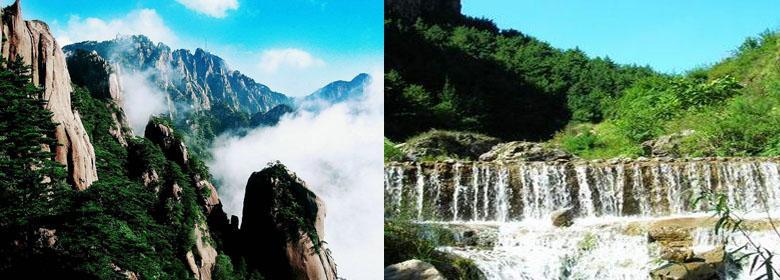 青岛崂山风景区二日通票团购,青岛崂山门票二日通票仅