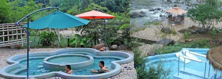 福州桂湖芙蓉温泉景区实景图片