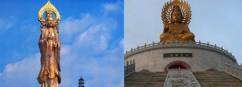 """新泰莲花山山水风光旖旎,在每年农历""""六月六""""都会举办庙会都"""