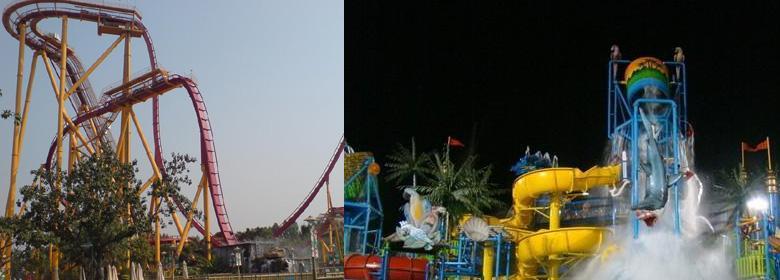 长隆水上乐园景区实景图片