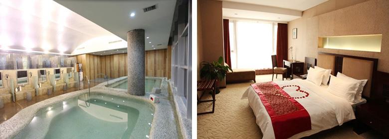 天泰海水温泉实景图片