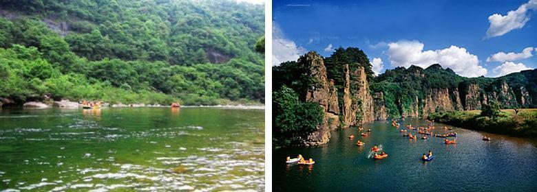 华东风景图片 真实