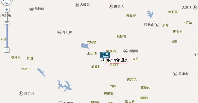 惠州海滨温泉路线指南