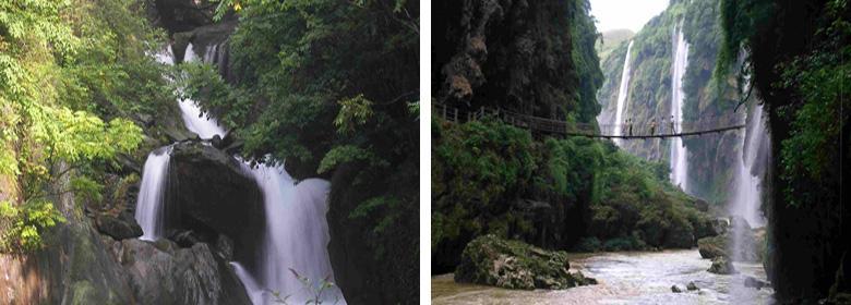 北武当山有很多的奇特景观,像是山石景观,奇松景观和悬崖峭壁,主要