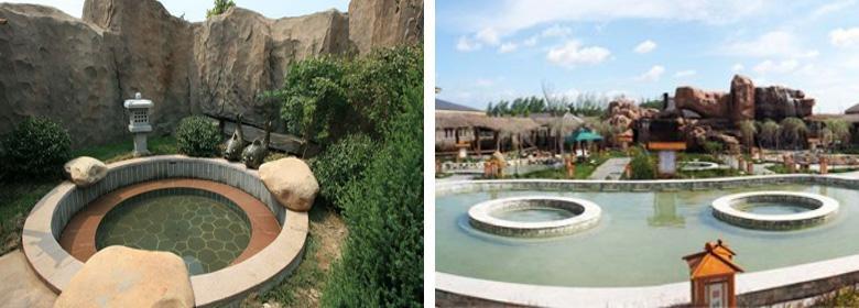 吉林神农温泉实景照片