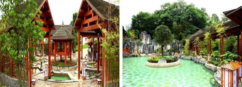 海龙温泉实景照片