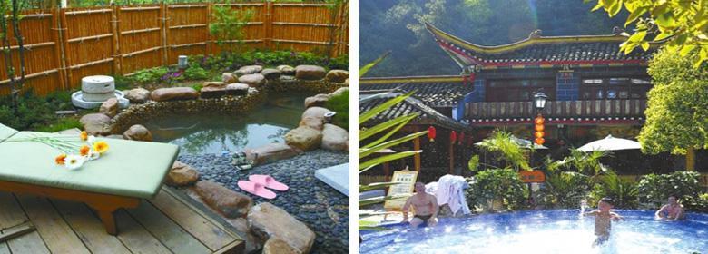 贵阳白马峪温泉图片展示