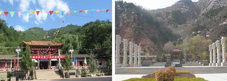 龙泉寺实景照片