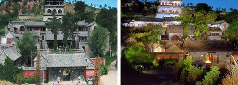 平凉龙泉寺实景照片