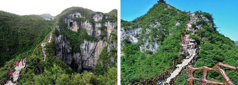 云阳龙缸国家地质公园图片展示