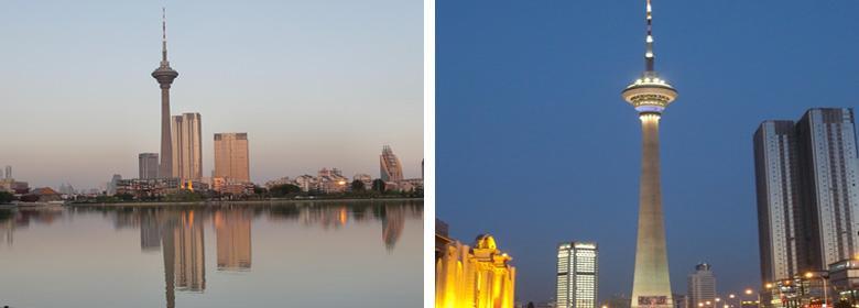 天津天塔湖图片展示