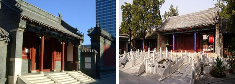 蓟州文庙实景照片