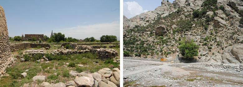 银川贺兰山岩画图片展示