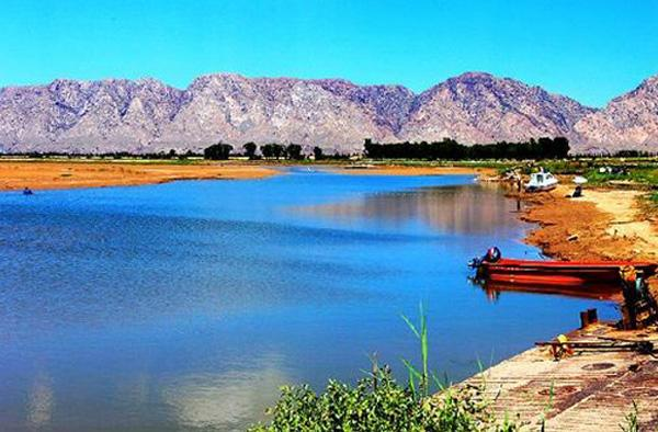 七星湖实景照片