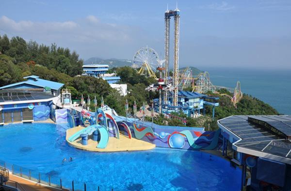 香港海洋公园图片赏析