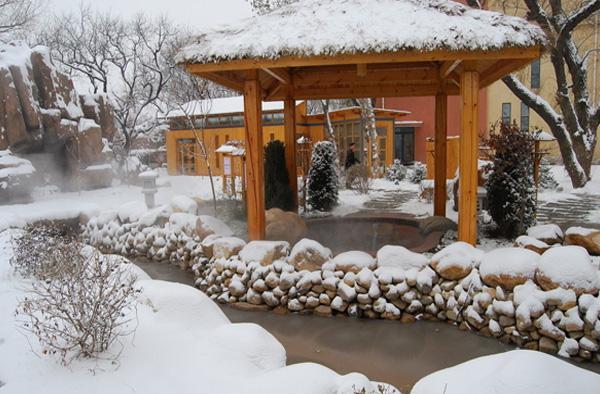花溪温泉照片
