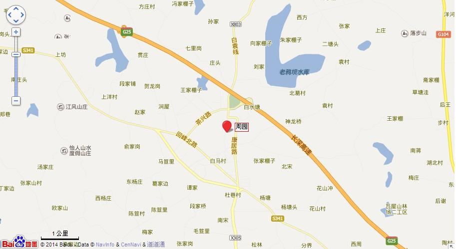周园地图展示
