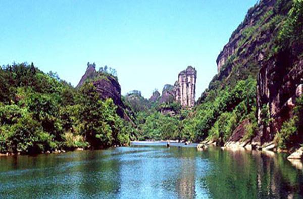 神农大峡谷图片展示