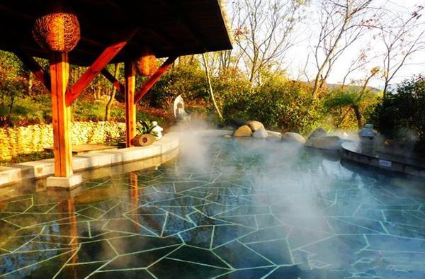 紫清湖森林温泉实景照片