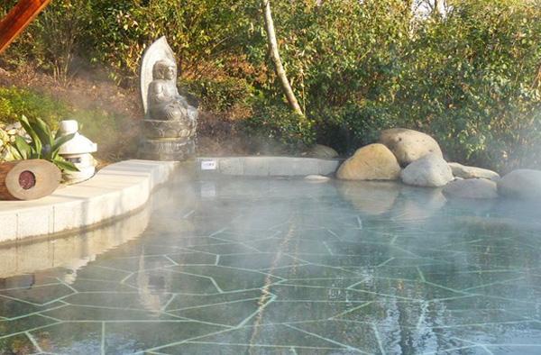 紫清湖森林温泉图片赏析